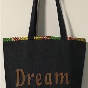 Custom made totes bag